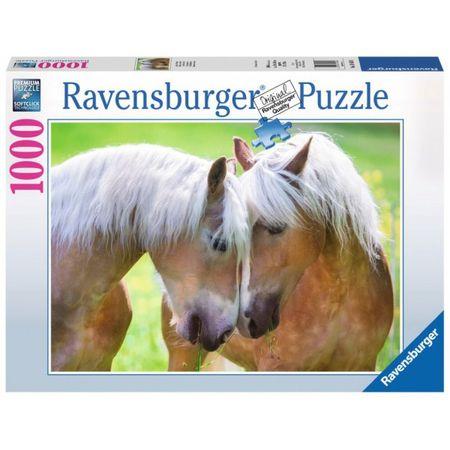 Ravensburger sestavljanka konja
