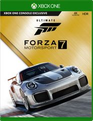 Microsoft igra Forza Motorsport 7 Ultimate Edition (Xbox One)