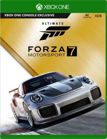 Microsoft Forza Motorsport 7 Ultimate Edition / Xbox One