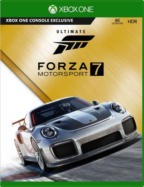Microsoft Forza Motorsport 7 Ultimate Edition / Xbox One