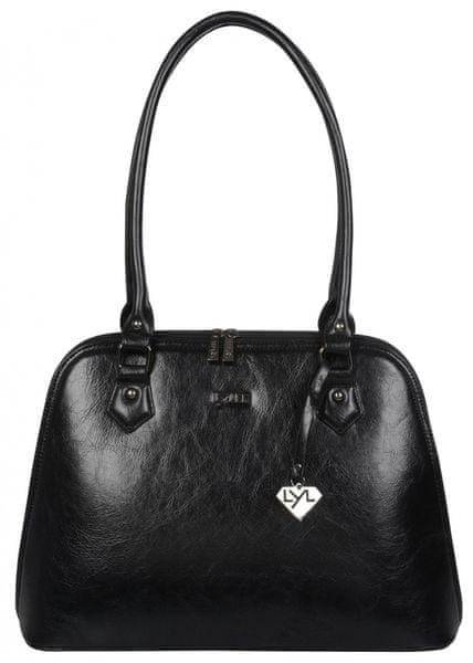 LYLEE černá kabelka Audrey