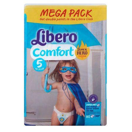 Libero Comfort Maxi + (5) - 80 db
