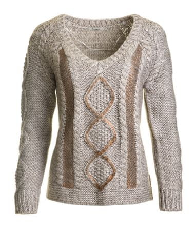 Desigual ženski pulover Maravillas XS bež
