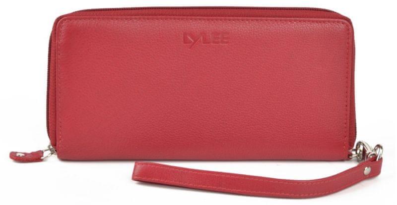 LYLEE dámská červená peněženka Bonnie