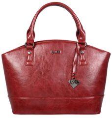 LYLEE ženska ročna torbica rdeča Annie