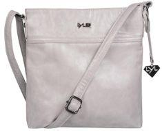 LYLEE ženska ročna torbica smetane April