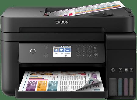 Epson brizgalni tiskalnik EcoTank ITS L6190