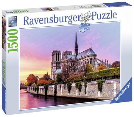 Ravensburger sestavljanka Notre Dame