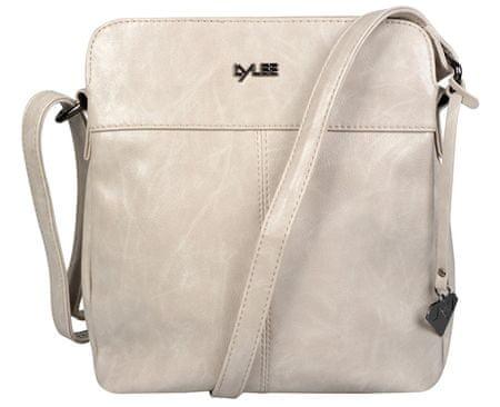 LYLEE ženska ročna torbica smetane Connie