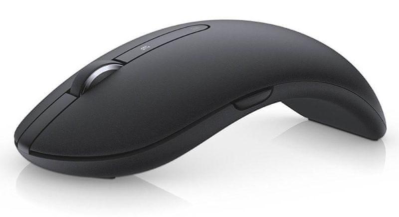 DELL WM527 bezdrátová laserová myš, černá (570-AAPS)