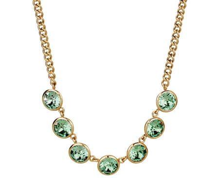Brosway Oceľový náhrdelník s kryštálmi Swarovski N-Tring BTN33