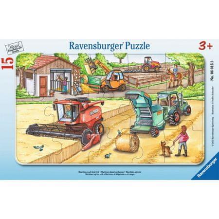 Ravensburger sestavljanka Kmetijska vozila