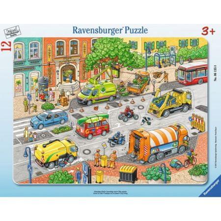 Ravensburger sestavljanka Promet