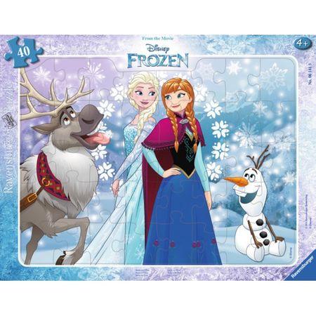 Ravensburger sestavljanka Frozen, Elsa in Ana