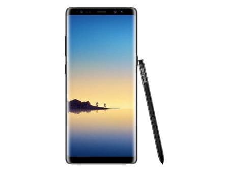 Samsung GSM telefon Galaxy Note 8, črn