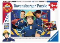 Ravensburger Tűzoltó Sam 2x24 darab