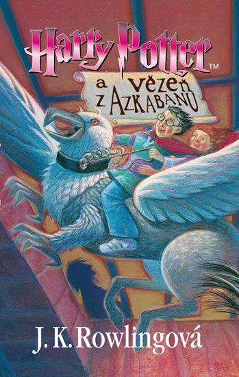 Rowlingová Joanne Kathleen: Harry Potter a vězeň z Azkabanu - 3. vydání