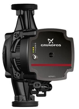 Grundfos obtočna črpalka za ogrevanje ALPHA1 L 25-40 180 (99160579)