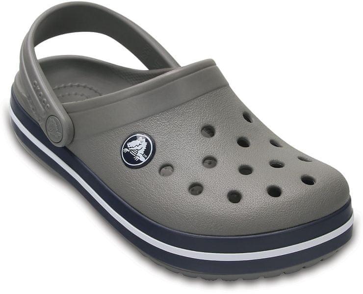 Crocs Classic Clog K Smoke/Navy 25,5