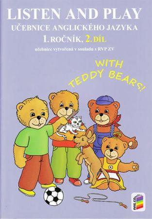 Listen and play - WITH TEDDY BEARS!, 2. díl (učebnice)