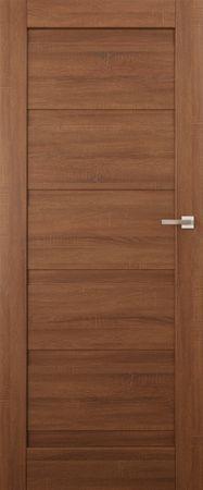 VASCO DOORS Interiérové dveře EVORA plné, model 1, Dub sonoma, A