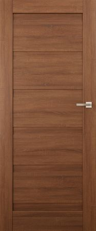 VASCO DOORS Interiérové dveře EVORA plné, model 1, Dub riviera, B