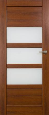 VASCO DOORS Interiérové dveře BRAGA kombinované, model B, Bílá, A