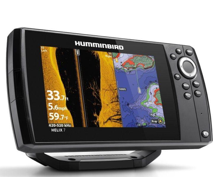 Humminbird Helix 7X Chirp SI GPS G2