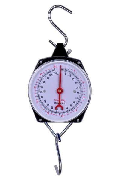 ZFISH Váha Hand Mechanical Scale 50 kg