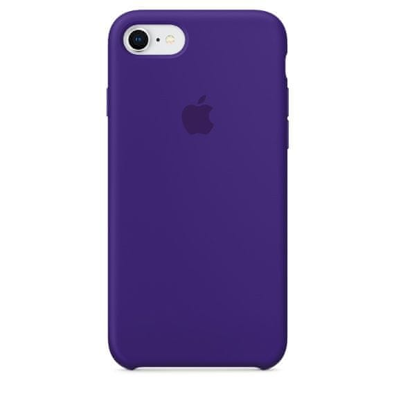 Apple Silikonový kryt, Apple iPhone 7 / 8, MQGR2ZM/A, Ultra Violet