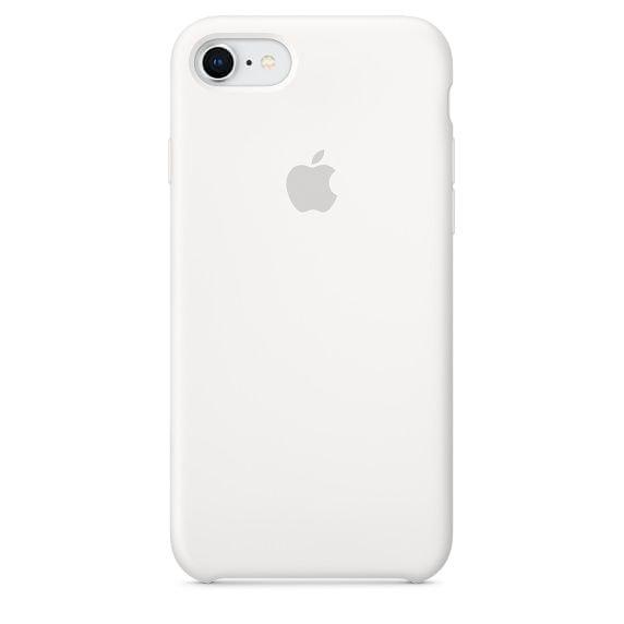 Apple Silikonový Kryt, Apple Iphone 7 / 8, mqgl2zm/A, White