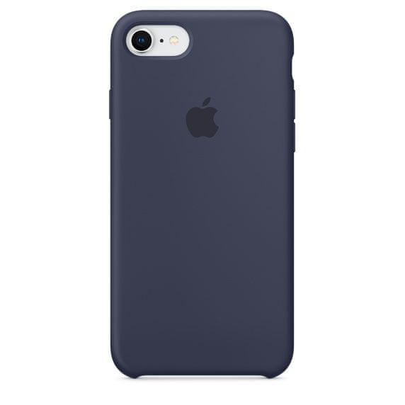 Apple Silikonový Kryt, Apple Iphone 7 / 8, mqgm2zm/A, Midnight Blue