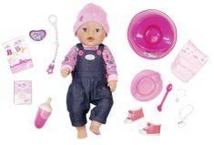 BABY born Soft Touch panenka - speciální džínová edice