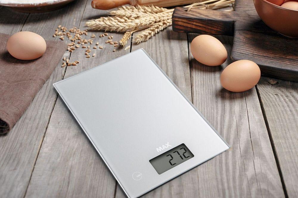 MAX Digitální kuchyňská váha (MKS1101S)