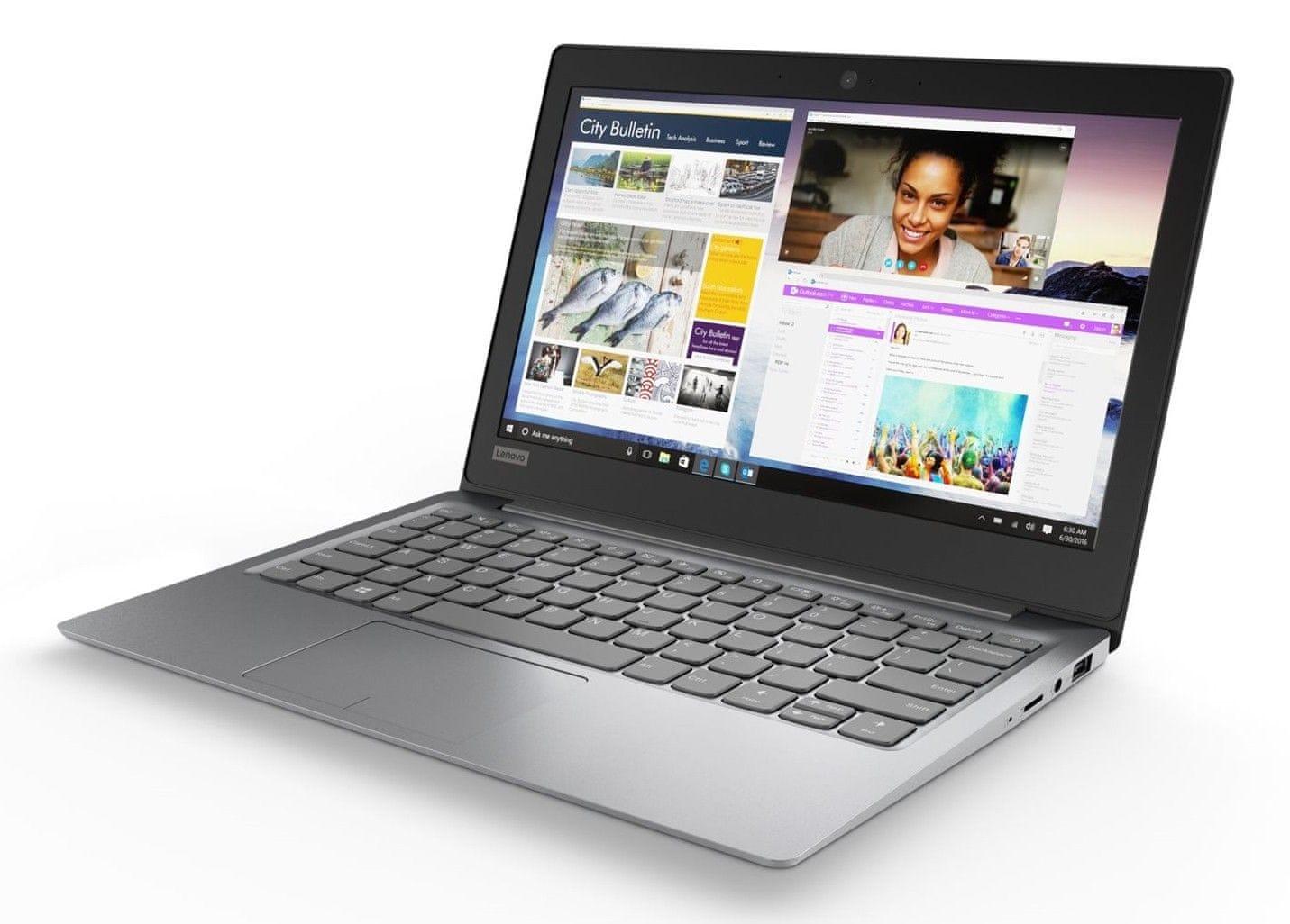 Skvělý odolný notebook pro každodenní použití.