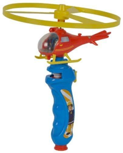 Simba Požárník Sam - Vystřelovací helikoptéra