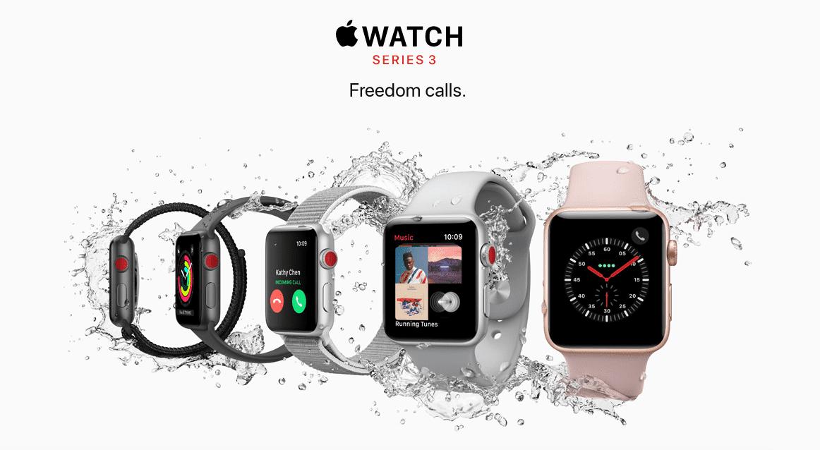6f0f17f628c76 Apple Watch Series 3 GPS
