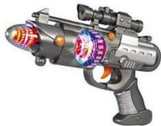 SIMBA Planet Fighter fegyver 22 cm, 3 fajta