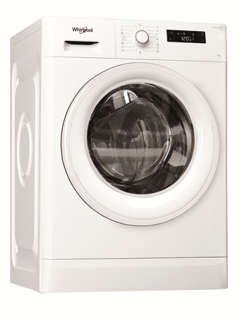 Whirlpool FWF71253W EU Elöltöltős mosógép