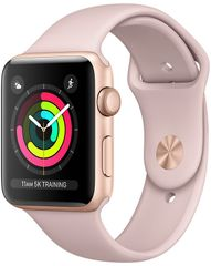 Apple Watch Series 3 GPS, 42mm Gold Aluminium