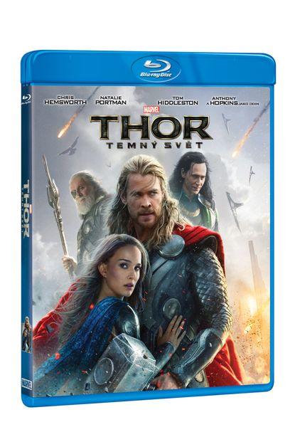 Thor: Temný svět - Blu-ray