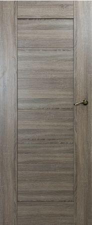 VASCO DOORS Interiérové dveře IBIZA plné, model 1, Kaštan, C