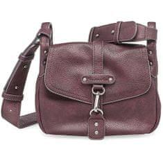 Tamaris Crossbody kabelka Bernadette Crossbody Bag 2256172-630 Vino