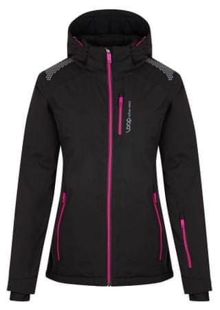 Loap ženska smučarska jakna Faela, črna, S