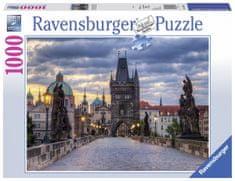Ravensburger sestavljanka Sprehod po Karlovem mostu/Charles Bridge, 1000 kosov