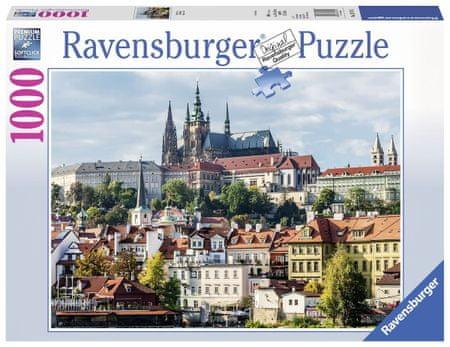 Ravensburger puzzle Zamek na Hradczanach, 1000 elementów