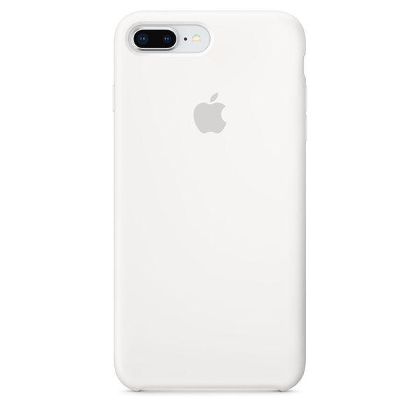 Apple Silikonový Kryt, Apple Iphone 7 Plus / 8 Plus, mqgx2zm/A, White - Ii. Jakost