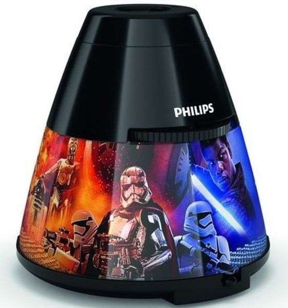 Philips 71769/30/P0 Dětský projektor Star Wars