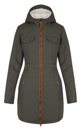 Loap ženska zimska jakna Nikca, zelena, XS