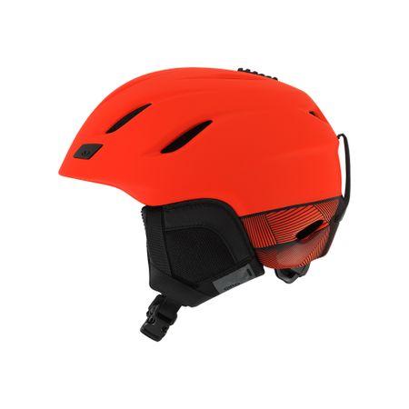 Giro smučarska čelada Nine, mat rdeča, 59-62,5 cm